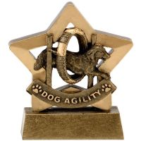 MinI Star Dog Agility</br>A1632A